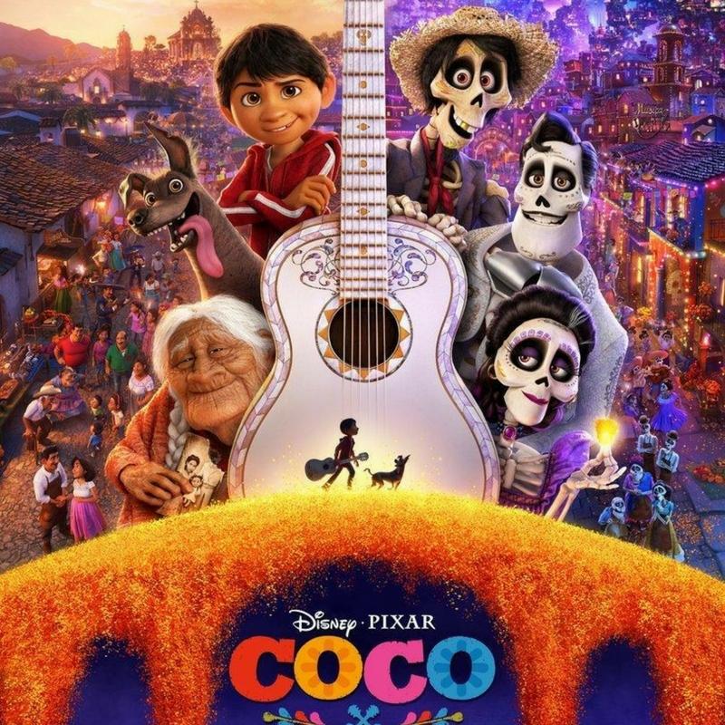 COCO, la película que no es para niños. 5 valores sobre la Música que nos enseña COCO.