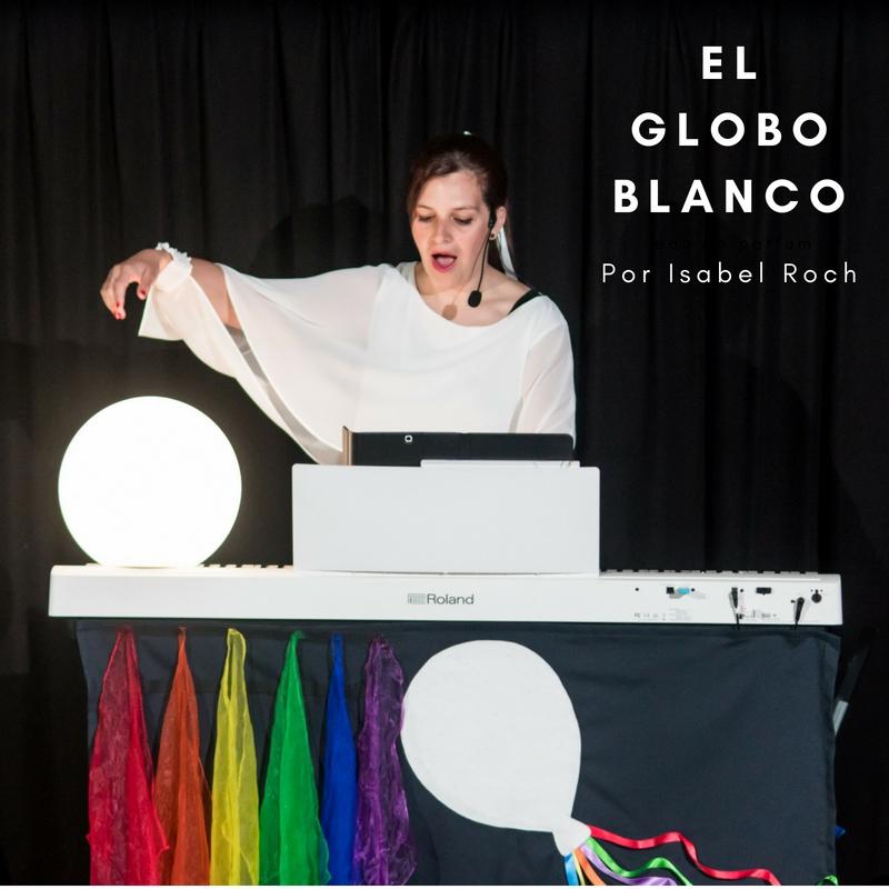 Presentación de EL GLOBO BLANCO en EL TEATRO REAL CARLOS III DE ARANJUEZ