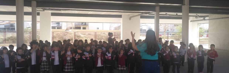 ¡Somos Artistas! Capítulo 5 desde el Colegio Maestro Rodrigo