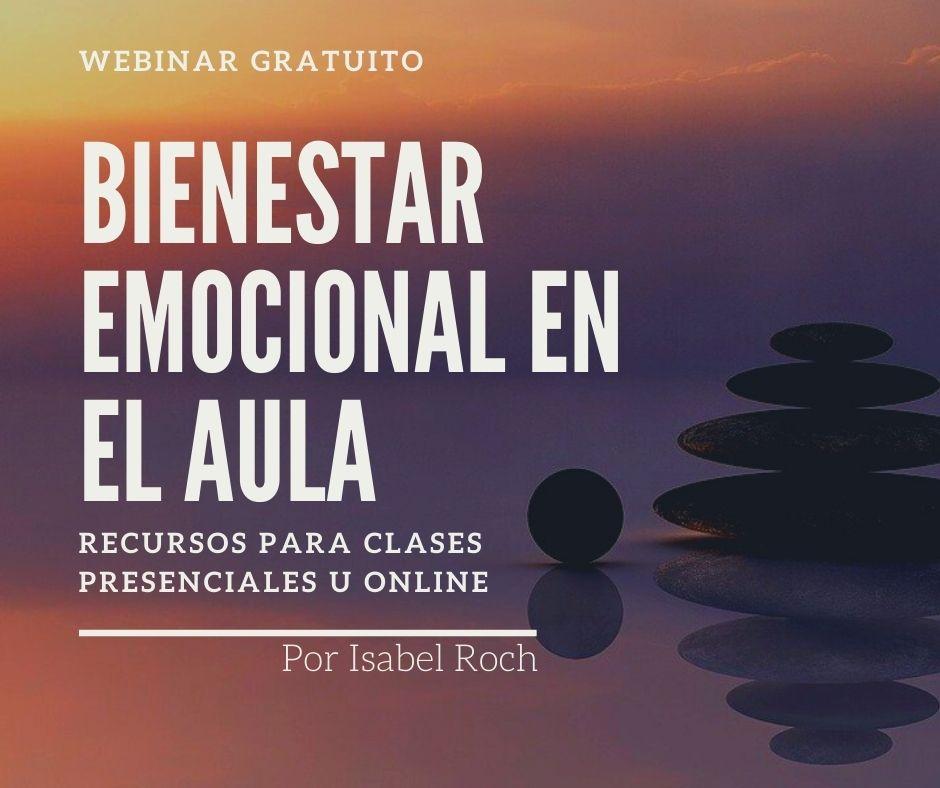 bienestar emocional en el aula. (Presencial u online) (1)