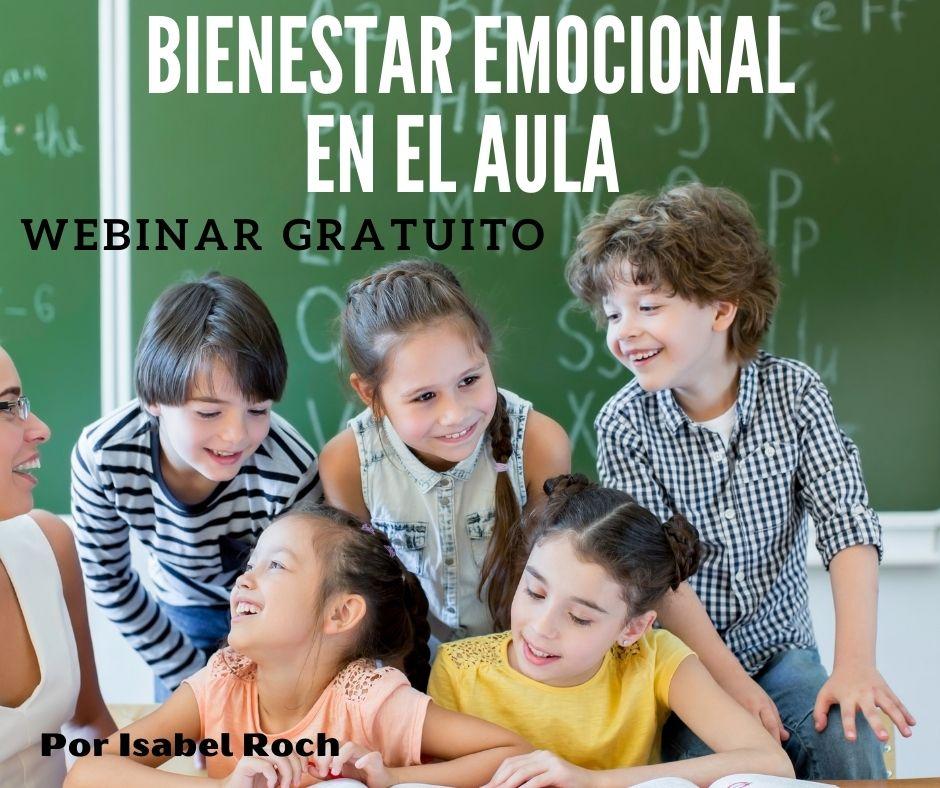 bienestar emocional en el aula. (Presencial u online) (2)