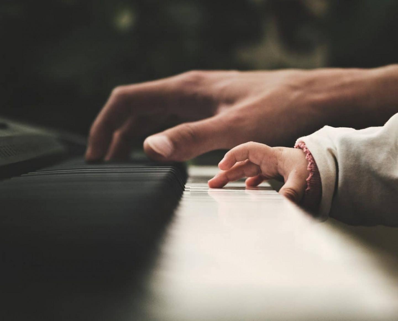Piano-bebé